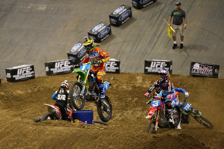 Vicki Golden - X Games 2012: Women's Moto X Racing - Motocross Pictures - Vital MX