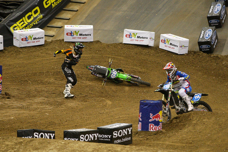 Meghan Rutledge - X Games 2012: Women's Moto X Racing - Motocross Pictures - Vital MX