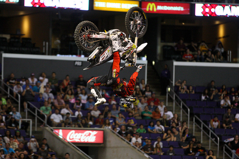 Ronnie Faisst - X Games 2012: Speed and Style - Motocross Pictures - Vital MX