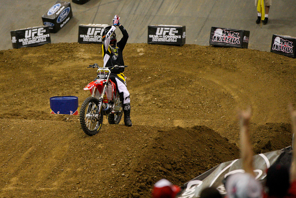 Mike Mason - X Games 2012: Speed and Style - Motocross Pictures - Vital MX