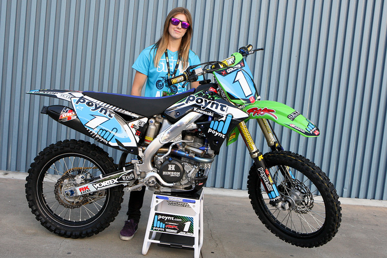 Vicki Golden - X Games 2012: Speed and Style - Motocross Pictures - Vital MX
