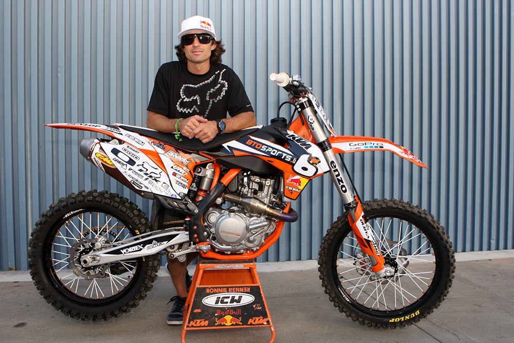 Ronnie Renner - X Games 2012: Speed and Style - Motocross Pictures - Vital MX