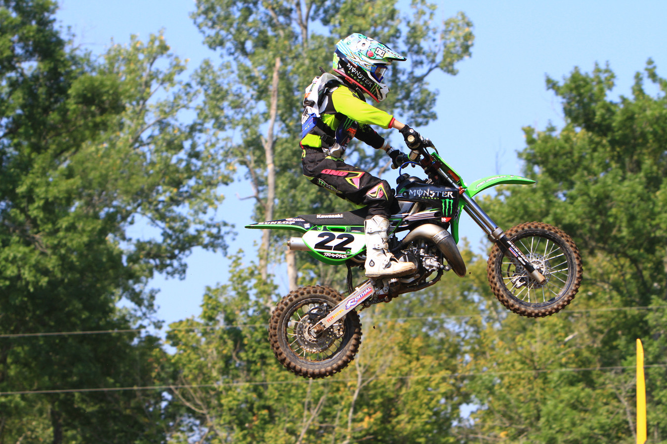 Carson Mumford - Day 2: 2012 Red Bull AMA Amateur National Motocross Championships - Motocross Pictures - Vital MX