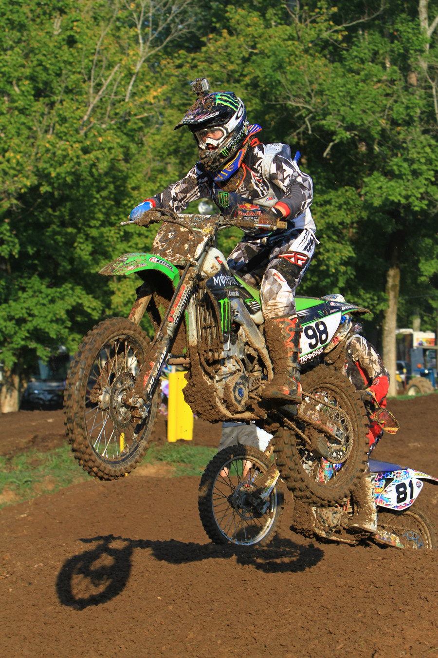 Brandy Richards - Day 2: 2012 Red Bull AMA Amateur National Motocross Championships - Motocross Pictures - Vital MX