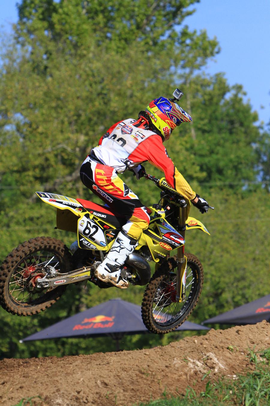 Jordan Smith - Day 3: 2012 Red Bull AMA Amateur National Motocross Championships - Motocross Pictures - Vital MX