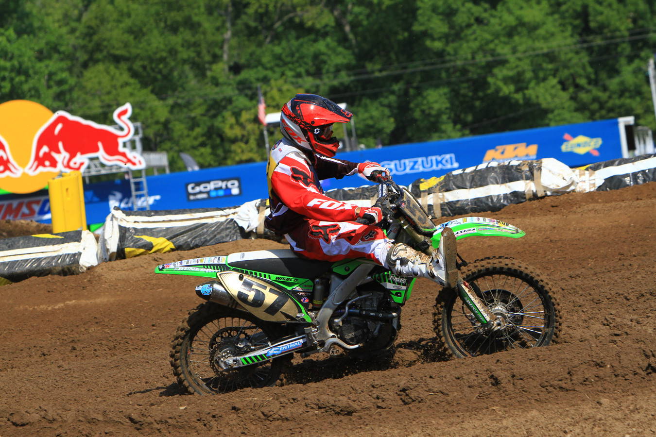 Dave Semics - Day 3: 2012 Red Bull AMA Amateur National Motocross Championships - Motocross Pictures - Vital MX