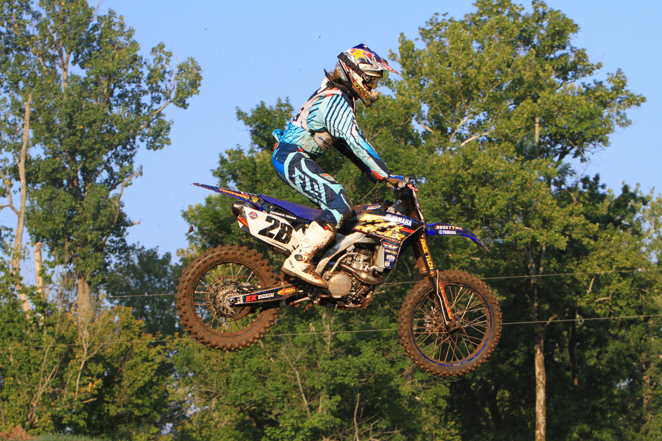 Mackenzie Tricker - Day 3: 2012 Red Bull AMA Amateur National Motocross Championships - Motocross Pictures - Vital MX