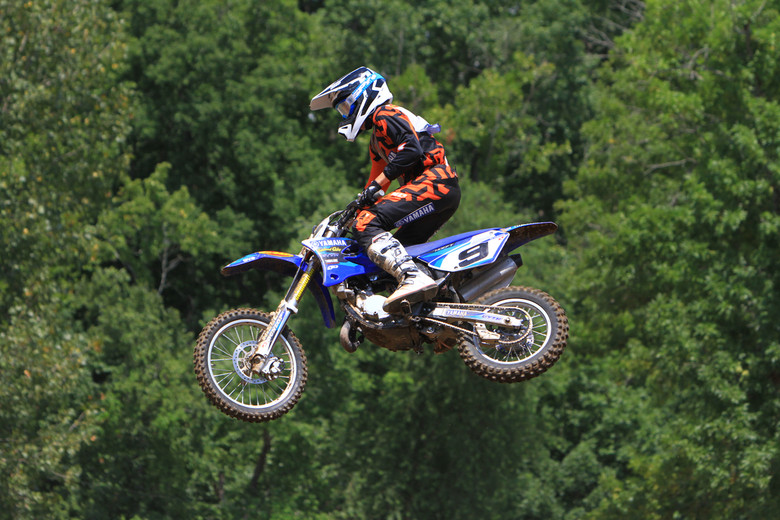 Justin Hoeft - Day 3: 2012 Red Bull AMA Amateur National Motocross Championships - Motocross Pictures - Vital MX