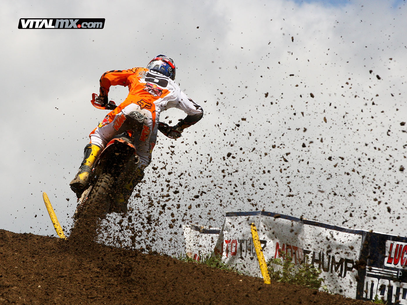Pic o' The Day: Ryan Dungey - Pic o' The Day: Ryan Dungey - Motocross Pictures - Vital MX