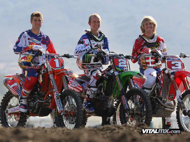 Team USA - Team USA 2012 Wallpapers - Motocross Pictures - Vital MX