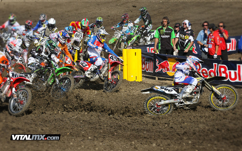 Pic o' The Day: Mike Alessi - Pic o' The Day: Mike Alessi - Motocross Pictures - Vital MX