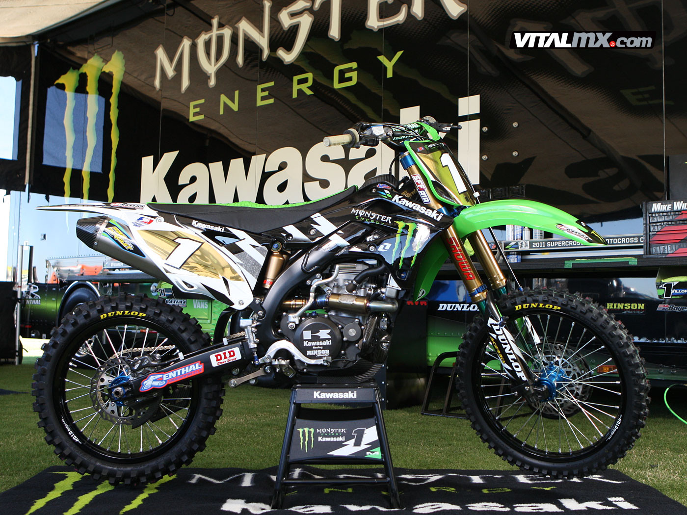 Ryan Villopoto - Bikes of the Monster Energy Cup - Motocross Pictures - Vital MX