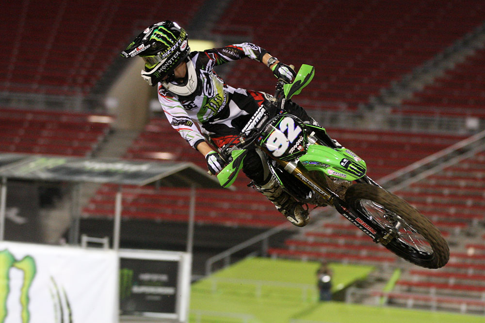 Adam Cianciarulo - First Tracks: Monster Energy Cup - Motocross Pictures - Vital MX