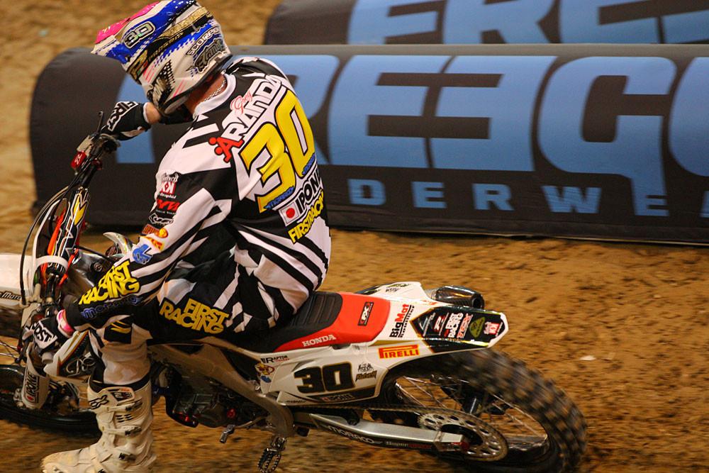 Greg Aranda - Vital MX Pit Bits: Bercy Friday - Motocross Pictures - Vital MX