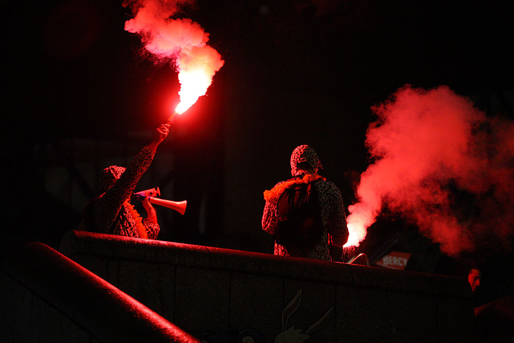 Pyro - Photo Blast: Bercy Night One - Motocross Pictures - Vital MX