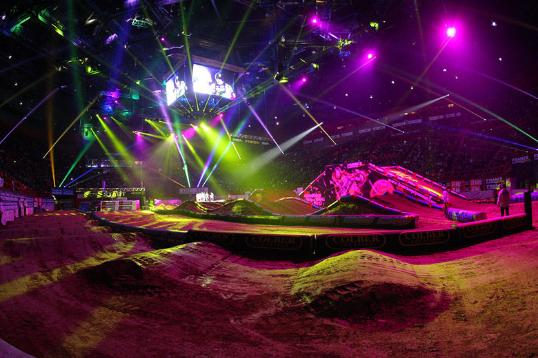 City of Lights - Photo Blast: Bercy Night One - Motocross Pictures - Vital MX
