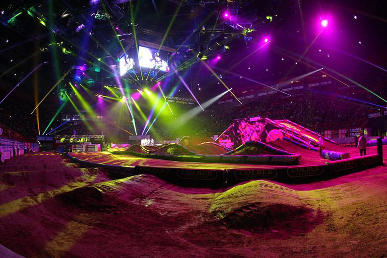 City of Lights - Photo Blast: Bercy Night One - Motocross Pictures - Vital MX