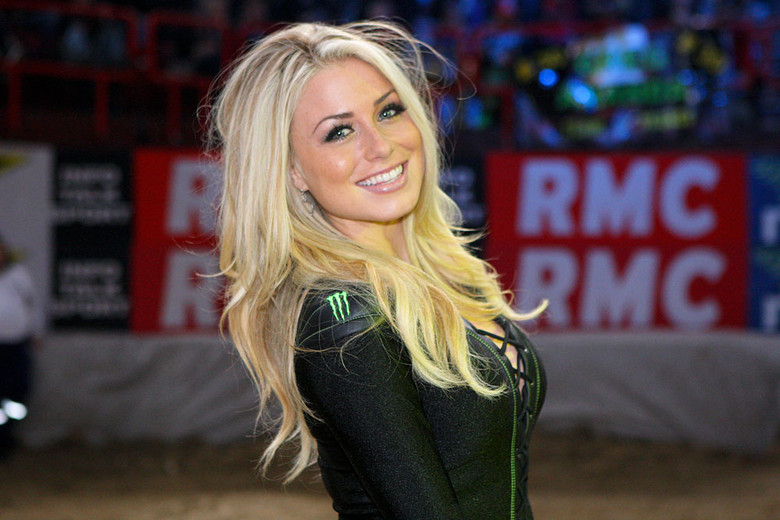 Dianna Dahlgren - Photo Blast: Bercy Night One - Motocross Pictures - Vital MX