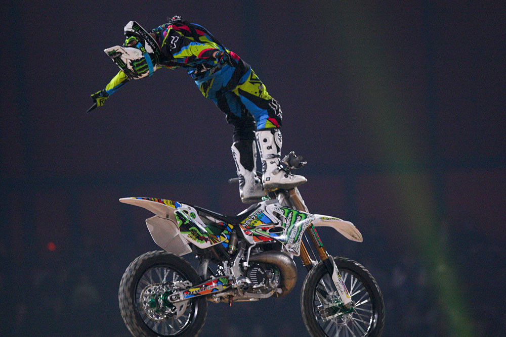Freestyle - Photo Blast: Bercy Night One - Motocross Pictures - Vital MX