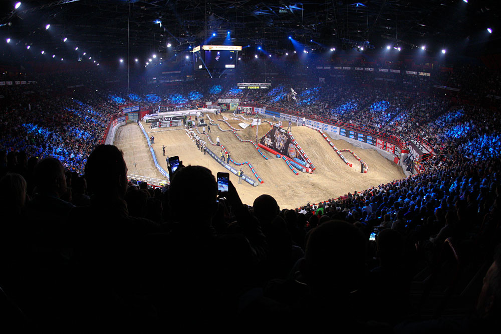 Bercy - Photo Blast Bercy Night Two - Motocross Pictures - Vital MX