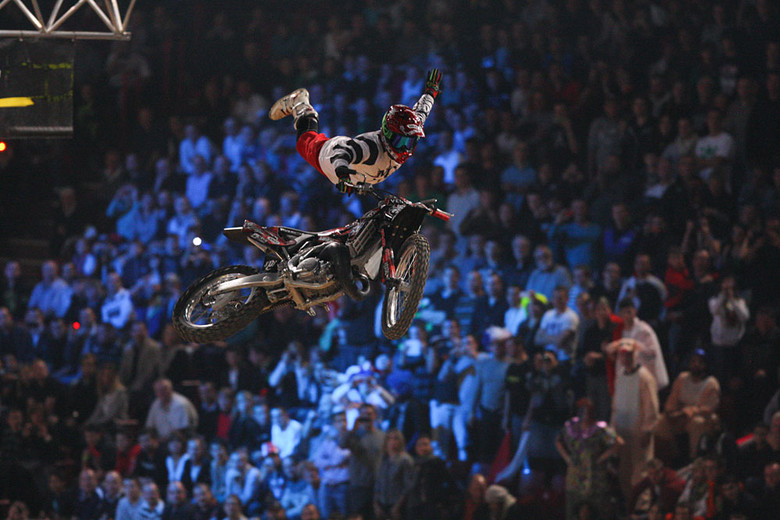 Freestyle - Photo Blast Bercy Night Two - Motocross Pictures - Vital MX