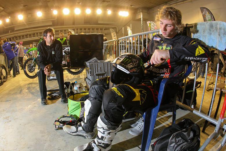 Jake Weimer - Photo Blast: Bercy Night Three - Motocross Pictures - Vital MX