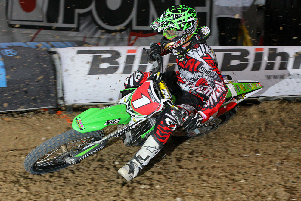 Kyle Chisholm - Photo Blast: Bercy Night Three - Motocross Pictures - Vital MX
