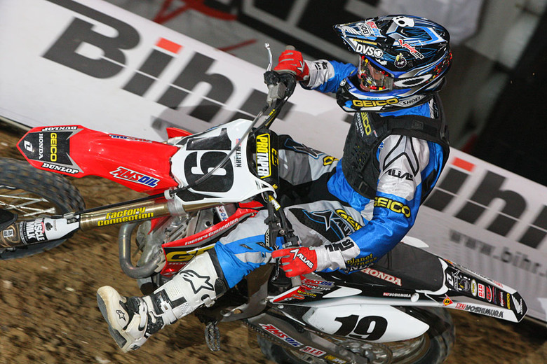 Wil Hahn - Photo Blast: Bercy Night Three - Motocross Pictures - Vital MX