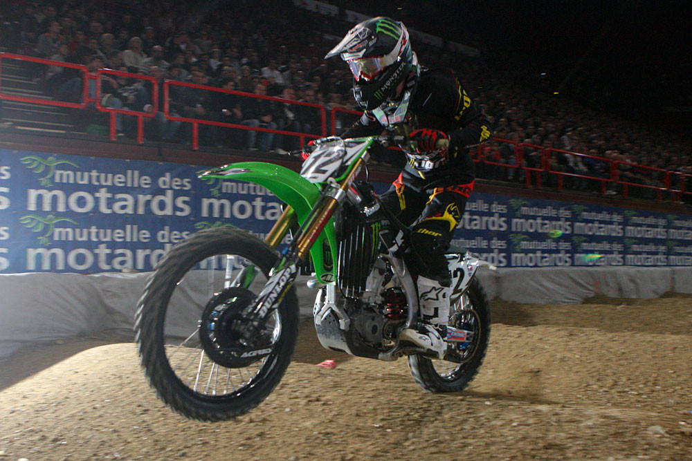 Jake Weimer  - Photo Blast: Bercy Night Three - Motocross Pictures - Vital MX