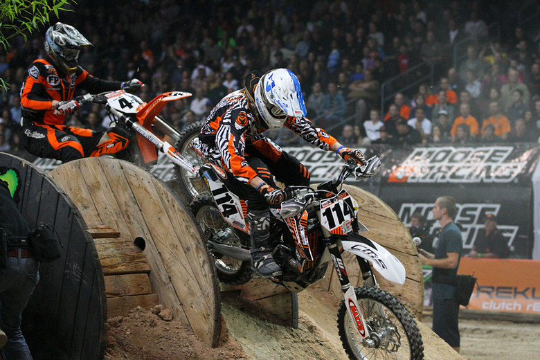 Ty Tremaine - Photo Blast: Las Vegas Endurocross Finals - Motocross Pictures - Vital MX