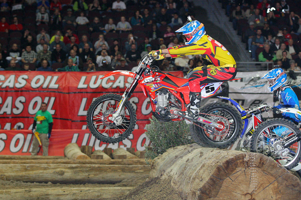 Cody Webb - Photo Blast: Las Vegas Endurocross Finals - Motocross Pictures - Vital MX