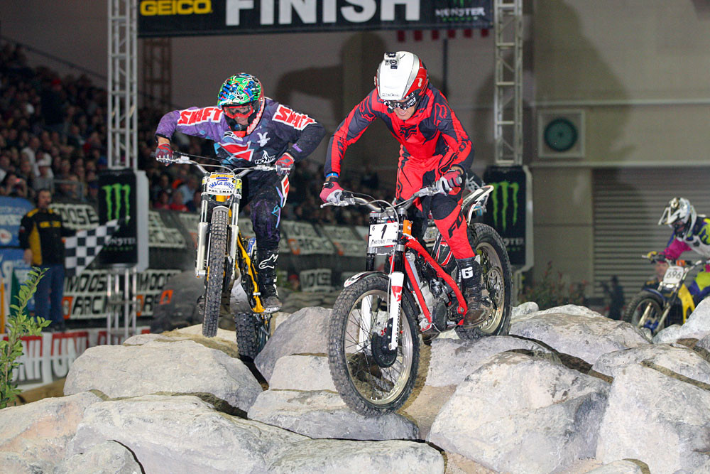 Trialscross - Photo Blast: Las Vegas Endurocross Finals - Motocross Pictures - Vital MX