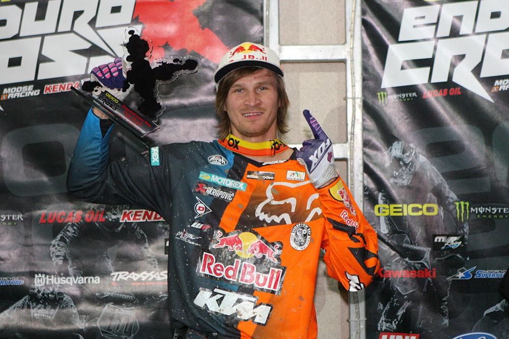 Taddy Blazusiak - Photo Blast: Las Vegas Endurocross Finals - Motocross Pictures - Vital MX