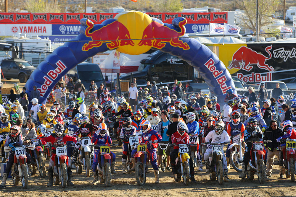 On the line - Red Bull Day in the Dirt – Saturday - Motocross Pictures - Vital MX