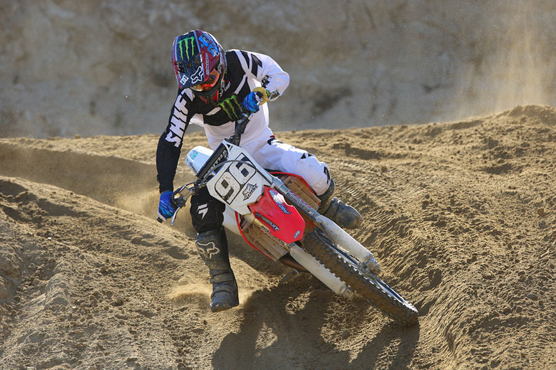 Axel Hodges - Red Bull Day in the Dirt – Saturday - Motocross Pictures - Vital MX