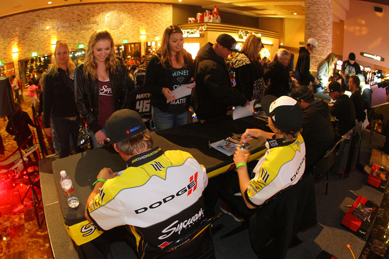 Autographs - RCH at Sycuan - Motocross Pictures - Vital MX