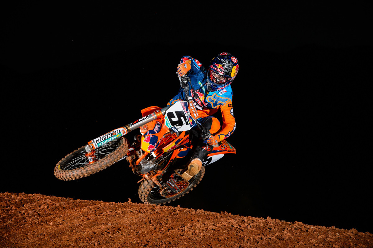 Ryan Dungey - 2013 Red Bull/KTM Team Shoot - Motocross Pictures - Vital MX