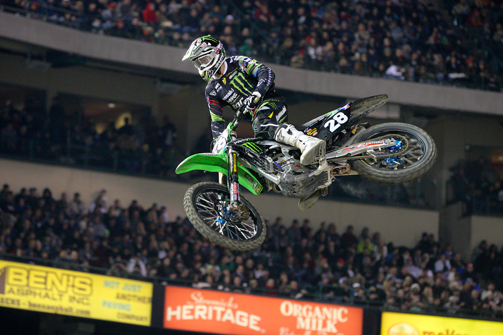 Tyla Rattray - Photo Blast: Anaheim 1 - Motocross Pictures - Vital MX