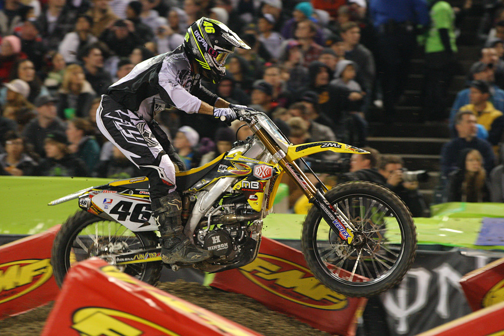 Weston Peick - Photo Blast: Anaheim 1 - Motocross Pictures - Vital MX