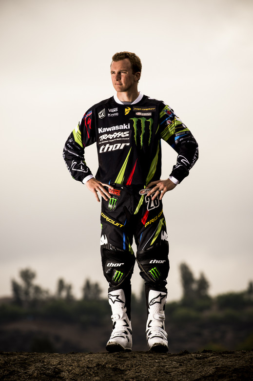 Tyla Rattray - Monster Energy Pro Circuit Kawasaki - Motocross Pictures - Vital MX
