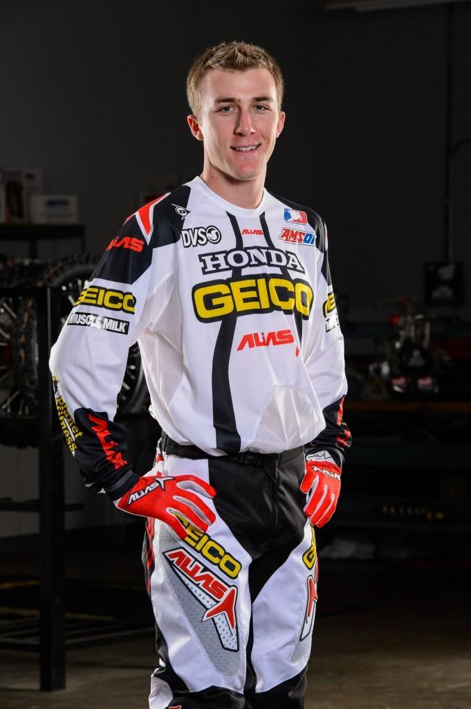 Eli Tomac - 2013 GEICO Honda - Motocross Pictures - Vital MX