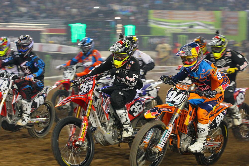 250 Heat Race 1 - Photo Blast: Phoenix - Motocross Pictures - Vital MX