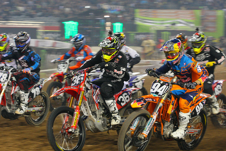 250 Heat Race 1 - Photo Blast: Phoenix - Motocross Pictures - Vital MX