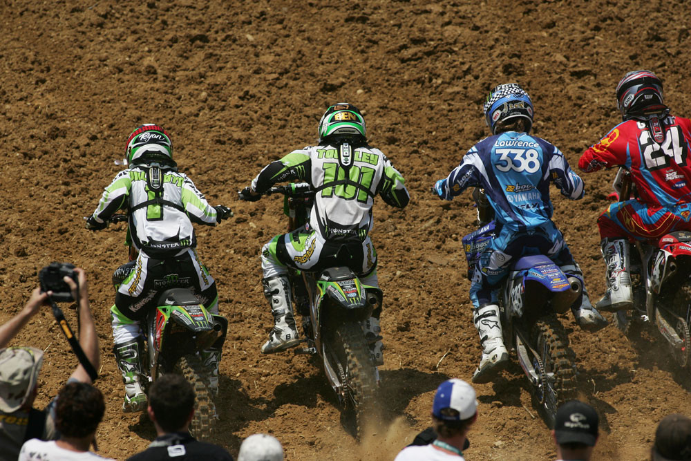 2007 AMA National Motocross Series: Budds Creek 1 - 2007 AMA National Motocross Series: Budds Creek - Motocross Pictures - Vital MX