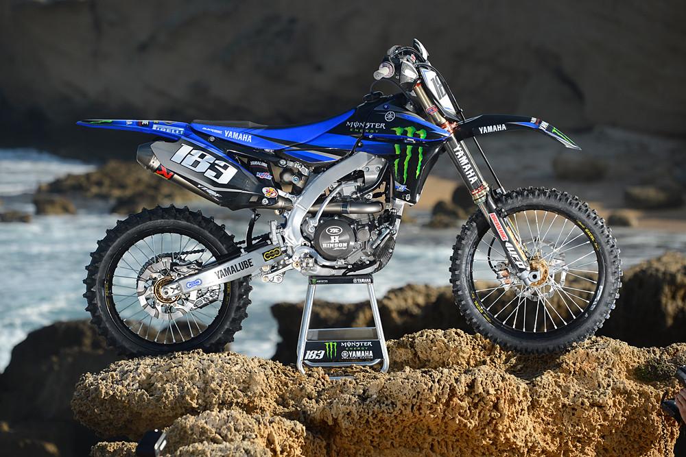 Yamaha Motocross Boots