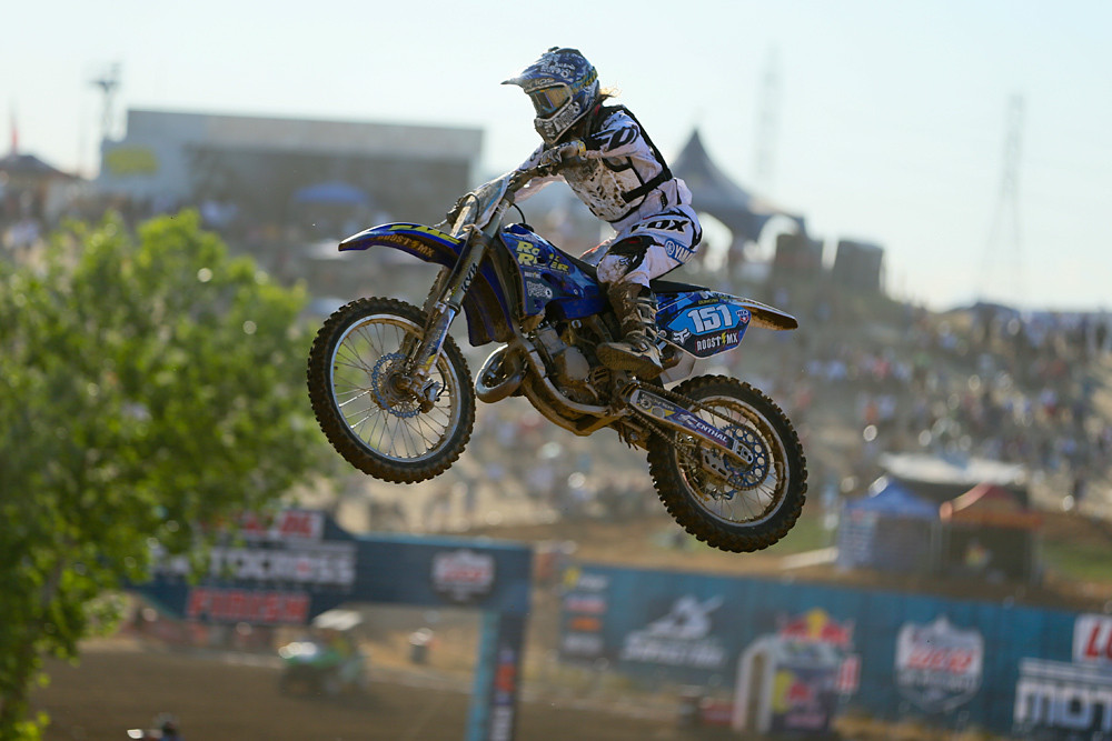 Courtney Duncan - Vital MX Pit Bits: Hangtown - Motocross Pictures - Vital MX