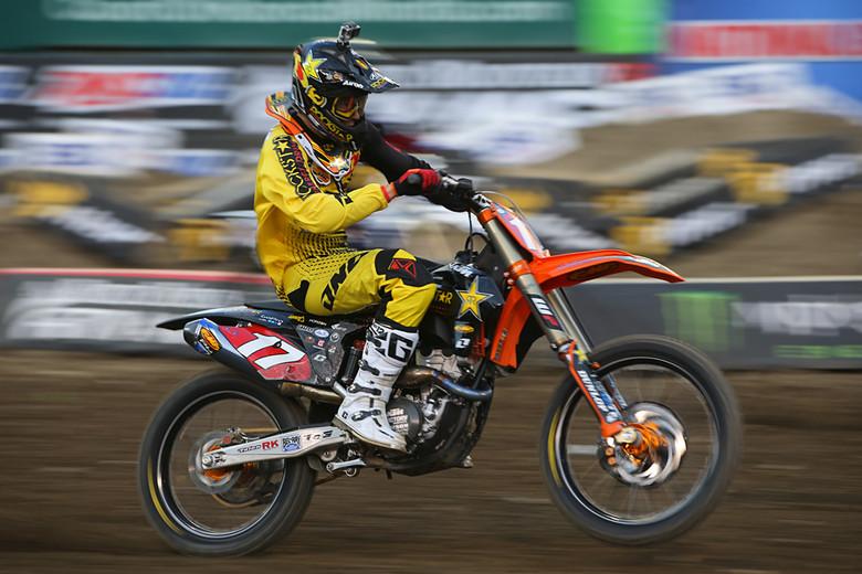 Jason Anderson - Vital MX Pit Bits: Anaheim 2 - Motocross Pictures - Vital MX
