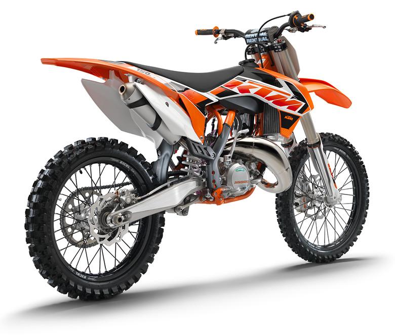 2015 KTM 150 SX - 2015 KTM Models - Motocross Pictures - Vital MX