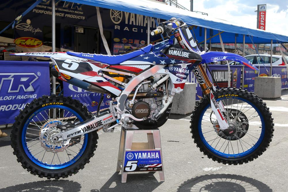 Jeremy martin mxon 2014 team usa preview motocross for Martins yamaha ocala