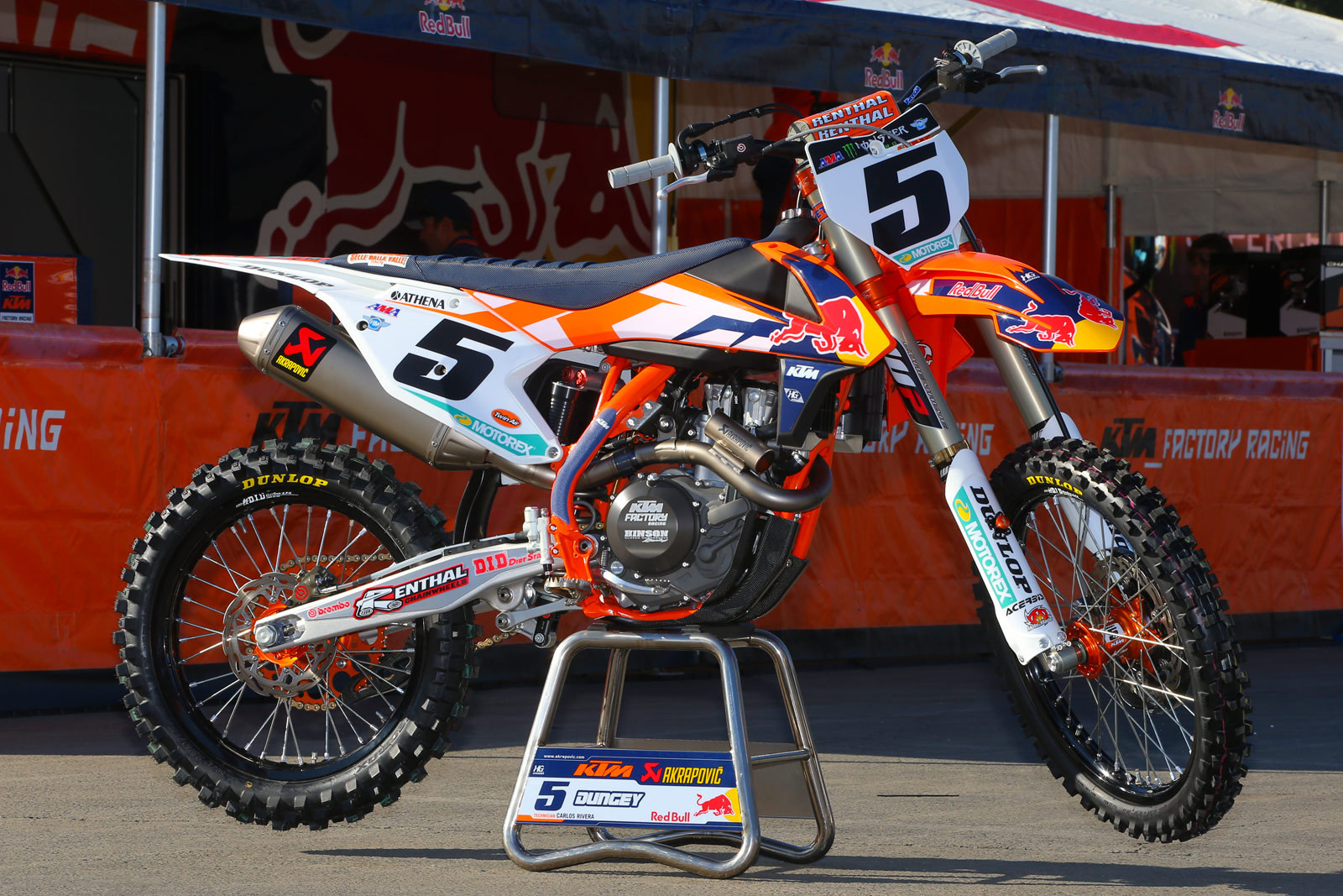 ... First Look: 2015 Bikes of Supercross - Motocross Pictures - Vital MX